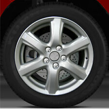 17x7 Factory Wheel Bright Medium Silver For 2007 2010 Toyota Camry