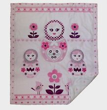 Living Textiles All Seasons Cot Quilt - Adele