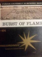 Purdue University Symphonic Band Burst of Flame Sesac B-403/404 LP