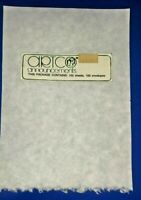 VINTAGE Artco Fine Paper Cards Invitations 100 Sheets  100 Envelopes 1692