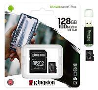 128GB micro SD SDXC Card 100MB/s Ultra 128G Class 10 UHS-1 A1 TF Memory Card