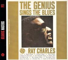 RAY CHARLES - THE GENIUS SINGS THE BLUES (NEW CD)