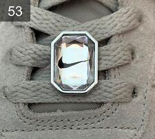 ❤️ Neue Nike Air Force 1 / Jordan / Dunk Schnallen Lace Locks Shoe Buckles✅