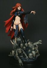 GOBLIN QUEEN STATUE MADELYNE PRYOR-JEAN GREY CLONE BY BOWEN DESIGNS SCULPTED BY