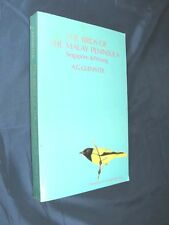 THE BIRDS OF THE MALAY PENINSULA SINGAPORE AND PENANG Glenister BIRDING BOOK