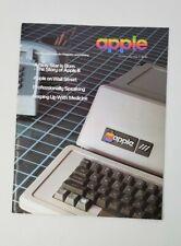 Rare Vintage Apple : The Personal Computer Magazine & Catalog v1 no4 - Apple III
