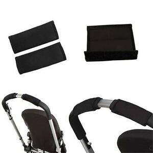 Baby Carriage Stroller Pram Handle Bar Pushchair Grip Protective Cover BS