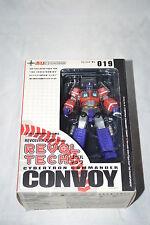 Kaiyodo Revoltech No19 Transformers Optimus Prime Convoy Used complete in Box