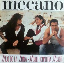 """7"""" 1988 KULT & RARE IN MINT- ! MECANO : Hijo De La Luna"""