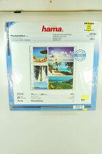 Hama Photohüllen klar 2614
