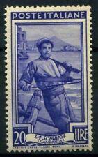 Italia Repubblica 1950 Sass. 642 Nuovo ** 100% Italia al lavoro