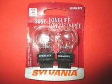 3057LL  SYLVANIA -LONG-LIFE-LOT OF 2-Brake Light-Rear Sylvania 3057LL BP