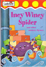 LADYBIRD BOOK: INCY WINCY SPIDER & OTHER NURSERY RHYMES