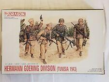 Dragon 6036 Hermann Göring Division (Tunisia 1943) 1:35 Neu und eingetütet