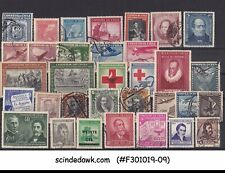 CHILE - SELECTED STAMPS - 33V - MOSTLY IN USED CONDITION SEE SCAN