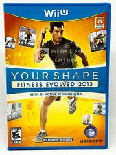 Your Shape Fitness Evolved 2013 - Nintendo Wii U - Brand New | Factory Sealed
