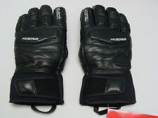 Reusch Master Pro Series ALL LEATHER Ski Gloves Large (10)  #V37 New With Defect