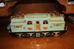 Standard Gauge MTH 408E TRAIN ENGINE LOCOMOTIVE NO RESERVE