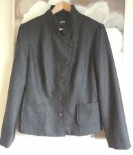 Per Una Button Wool Blend Formal Coats & Jackets for Women