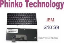 NEW KEYBOARD for IBM Lenovo Ideapad S10 S10e S9 S9e Black