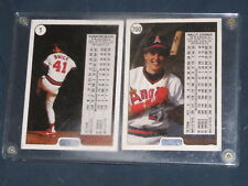 WALLY JOYNER/DeWAYNE BUICE-UPPER DECK PROTOTYPE 3- 1989