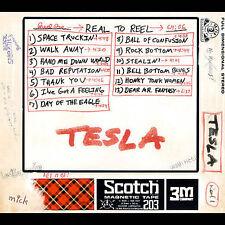 Real to Reel [Digipak] by Tesla (CD, Jun-2007, Tesla Electric, hair metal, used)