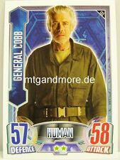 #135 General Cobb - Alien Attax Doctor Who
