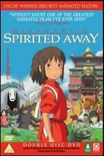 Spirited Away (DVD, 2004) Studio Ghibli 2 discs