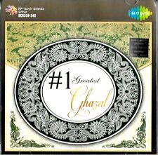 #1 Greatest Ghazal - Brand New Sa Re Ga Ma 2Cds Set - Jagjit, Ghulam Ali & Other