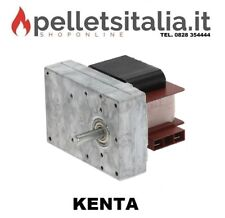 Motoriduttore Kenta 1,5 RPM Albero 9,5mm Orario carico stufa a pellet ALBERO 9,5