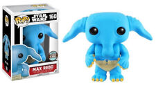 Max Rebo banda specialty series Exclusive Star Wars pop! #160 Vinyl personaje funko