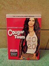 Cougar Town: The Complete First Season (DVD, 2013, 3-Disc Set)
