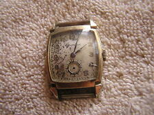 Vintage Garland  Avia Watch 17 Jewels The Ball Company