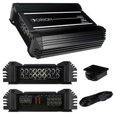 Orion XTR7504 XTR Amplifier 3000 Watt 4 Channel