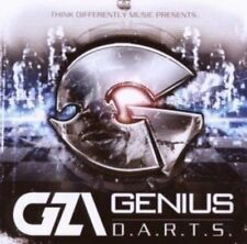 Genius the GZA - D.A.R.T.S. CD NEU