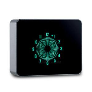 Douk Audio VFD Clock Time Pointer NIXIE TUBE ERA Aluminum Case Analog-style Home