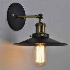 Retro Industrie Wandleuchte Wandlampe Edison Metall Vintage Loft Antik-Stil 22cm