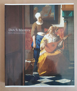 Dutch Masters From the Rijksmuseum, Amsterdam NGV Art Book