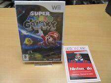 NINTENDO Wii - SUPER MARIO GALAXY -  NEU - OVP - PAL - 2007