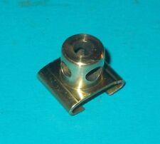 meccano laiton bague d'arrêt à glissière, No50 (4 trous)
