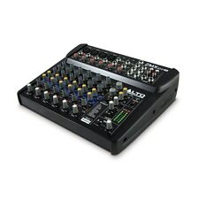 Alto ZEPHYR ZMX122 FX 8-Channel Effects Mixer Mixing Desk DJ Live Stage ZMX122FX