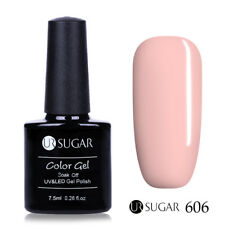 UR Sugar Nude Pink Collection UV/LED Soak Off Gel Nail Polish Varnish 7.5ml
