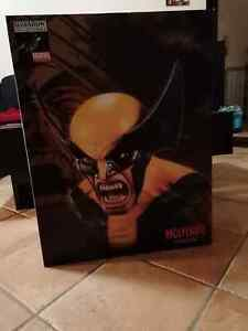 SUPER RARE - WOLVERINE LIFE SIZE BUST 1:1 SIDESHOW