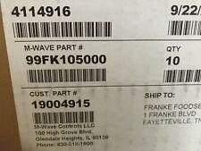 (10) FRANKE FOODSERVICE SYSTEM CONTROL BOARDS 19004915