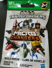 Kre-O TRANSFORMERS MICRO CHANGERS Collection New Sealed Figures Vehicles *S