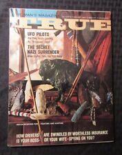 1967 TRUE Magazine v.48 #357 Fawcett FVF UFO Pilots