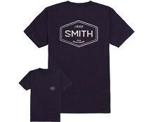 2017 NWT MENS SMITH IMPRINT TSHIRT $30 L navy pocket 100% cotton