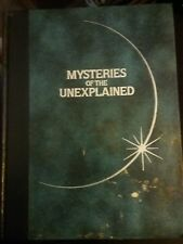Mysteries of the Unexplained by Reader's Digest Editors (1993, Paperback)