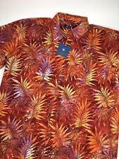 Men's Pete Huntington Handcrafted For Trader Joe's Hawaiian Shirt •Size M *NWT
