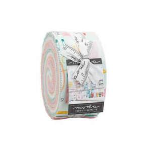 Moda Sew Wonderful Jelly Roll By Paper + Cloth Design Studio